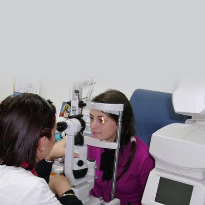 CMI Oftalmologie Dr. Cozaciuc Laura