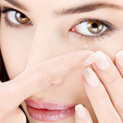 Folosirea incorecta a lentilelor de contact si infectiile oculare