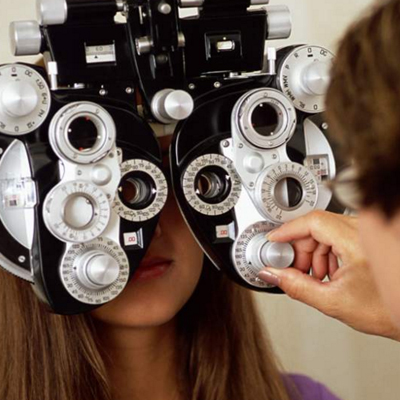 Laserul in operatiile oftalmologice