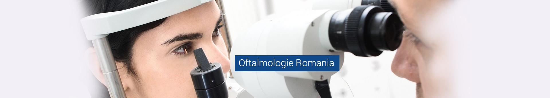 Oftalmologie Romania